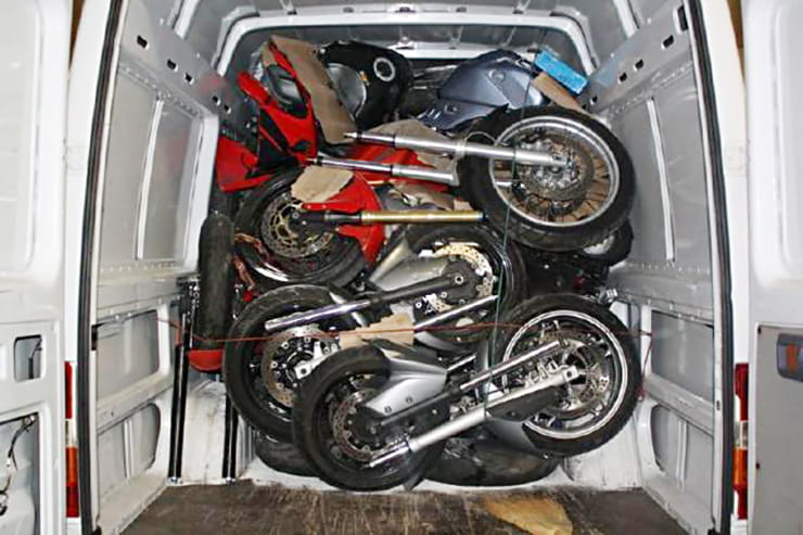 bike car how to prevent relay theft
