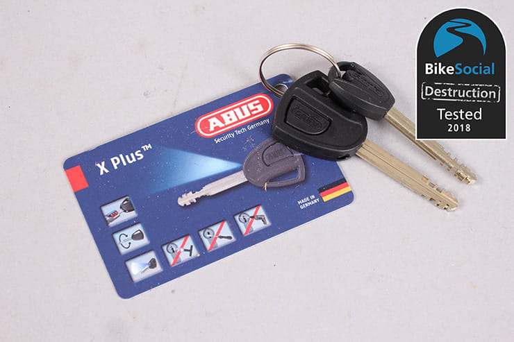 Abus Granit XPlus 540 U-lock review