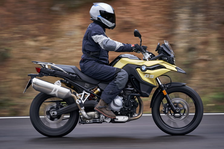 BMW F750 GS (2018) BikeSocial Review