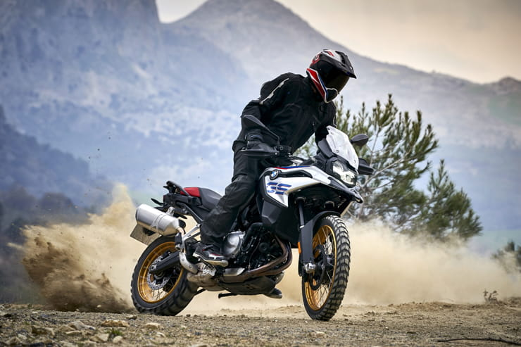 BMW F850 GS (2018) BikeSocial Review