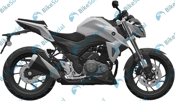Could this be the 2019 Suzuki GSX-S300?