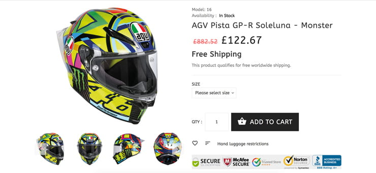 Blog: Massively discounted lids, please don't fall for it!