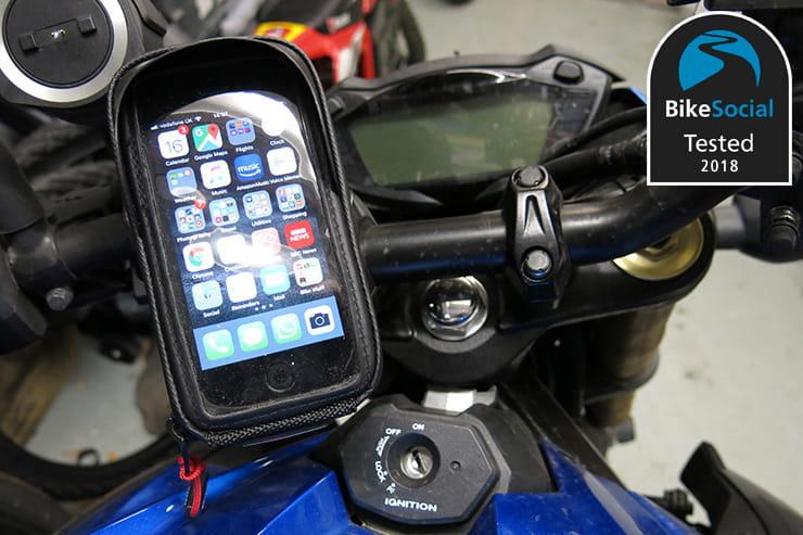 Compra Givi S955B custodia universale GPS iPhone 5 o cellulari