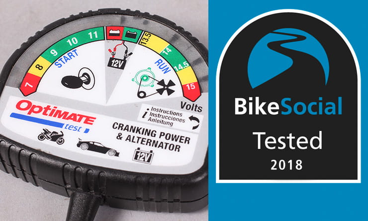 Optimate Test TS-120 battery tester review