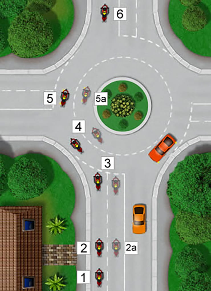 Rider skills: Avoiding Britain's most common roundabout crash