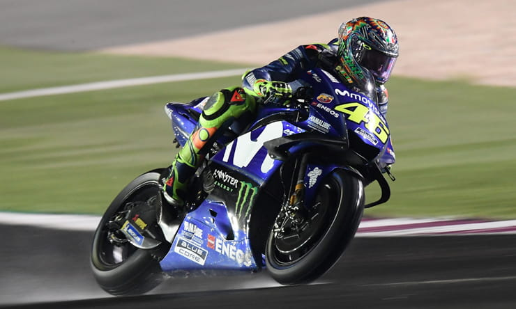 VR46 Contract