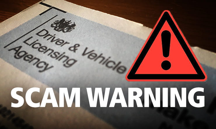 SCAM WARNING: Bikers targeted by fake road tax texts