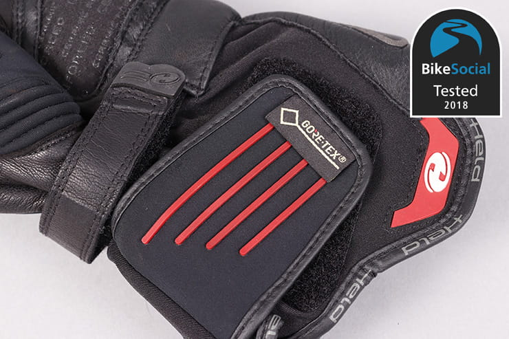 Held 2-in-1 Twin gloves review