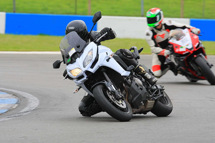 Riding skills: how the right riding position helps you go faster, safer