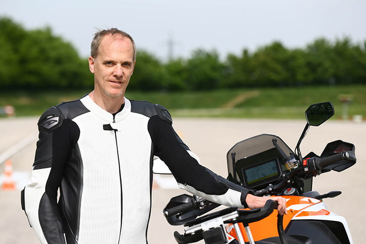 "KTM to introduce front and rear sensor technology but ""not for next year"""
