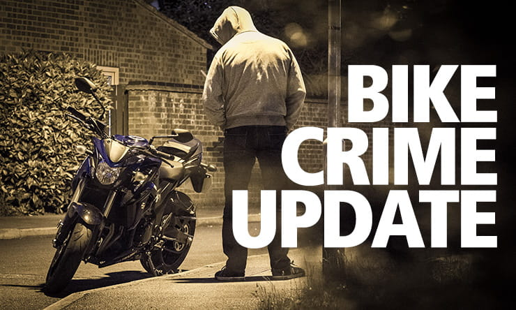 Moped thieves jailed & warning for foreign rider| Crime update