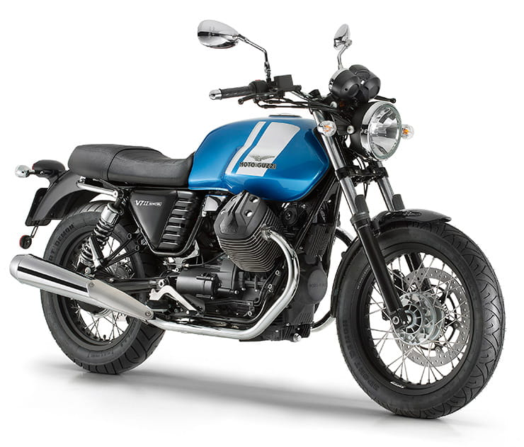 Used guide: Moto Guzzi V7 (2008 – current)