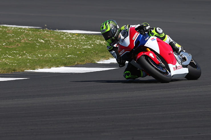 "VIDEO: Crutchlow on Silverstone: ""there's no better place to ride in the world"""