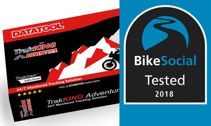 Datatool Trakking Adventure review