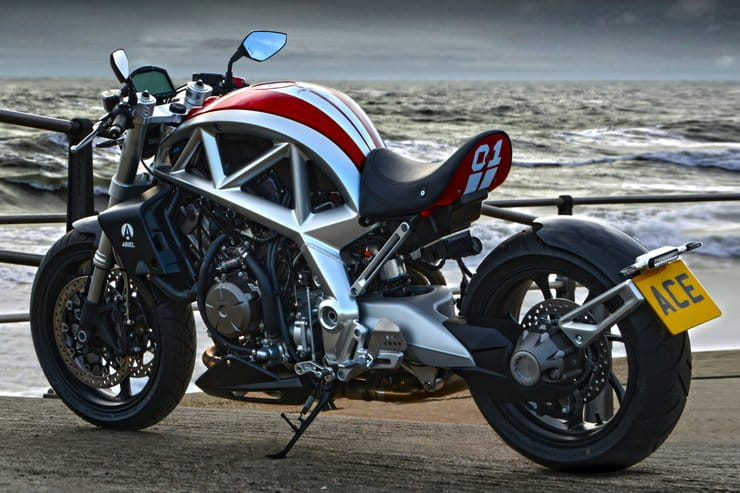 2019 Ariel Ace of Diamonds