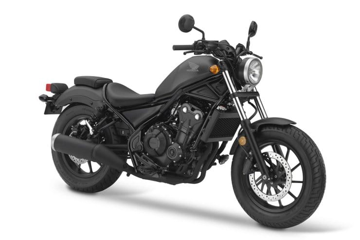 2019 Honda Rebel