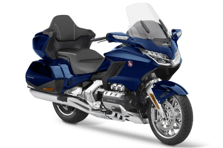 2019 Honda Gold Wing