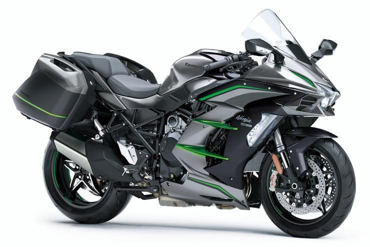 Kawasaki 2019 Versys 1000 Ninja H2 Sx Se Z400 W800