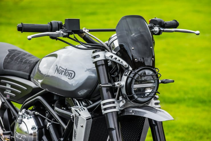 2019 Norton Atlas Ranger