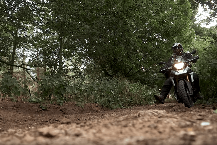 BMW G310GS off road review