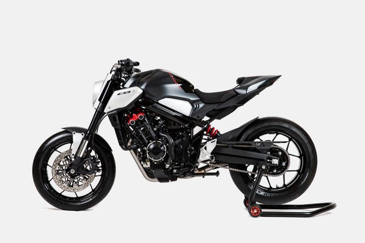Honda Neo Sports Cafe Concept CB650R