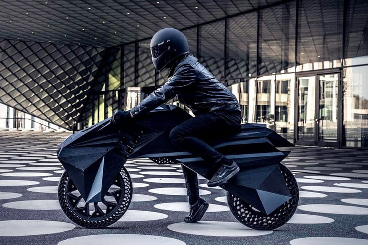 BigRep 3d printed bike