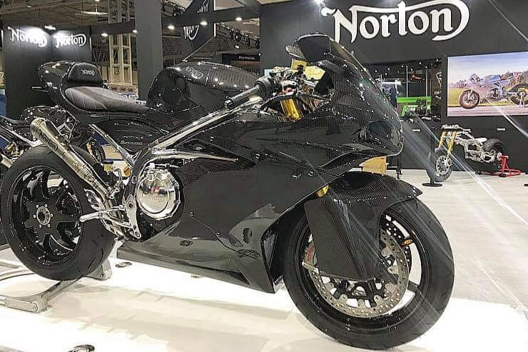 Norton Superlight