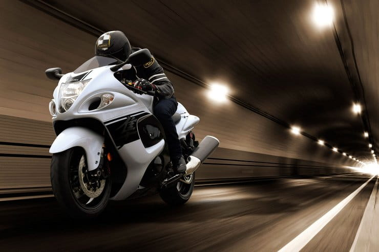 Suzuki ends Hayabusa production