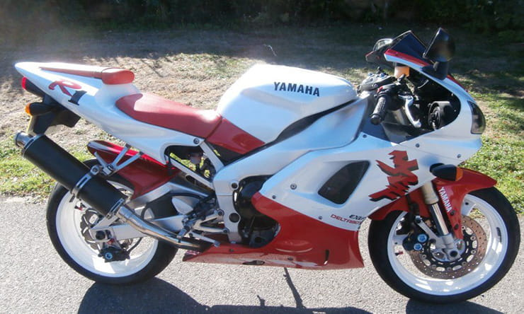 used Yamaha r1 for sale
