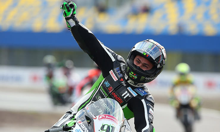 Who won at Assen BSB?