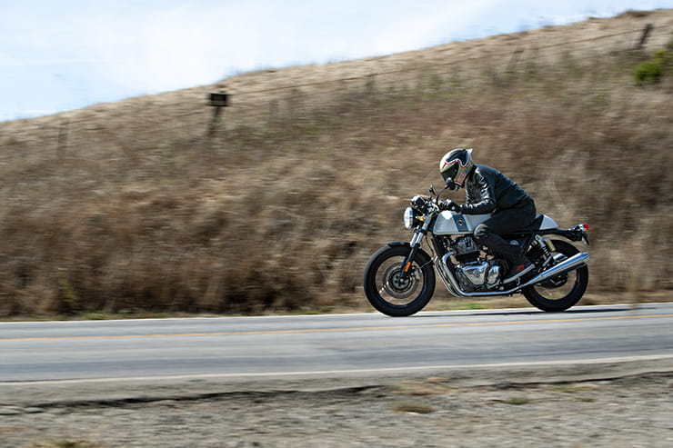 Continental gt 650 top speed