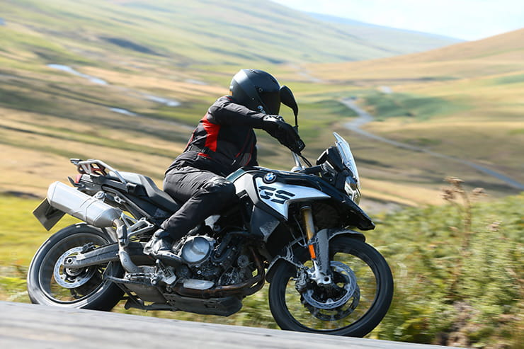 BMW F850GS (2018) | UK Road and Off Road Review