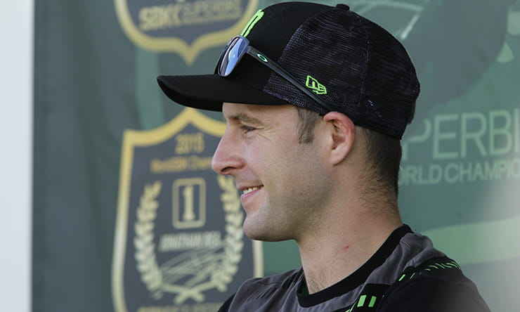 Head: Johnny Rea on Haslam, Bayliss, Edwards and Golf