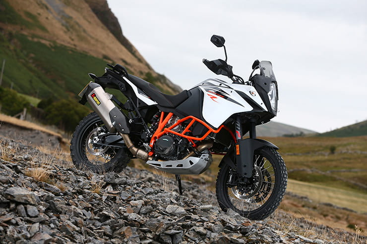 KTM 1090 Adventure R (2018) | UK Road and Off Road Review