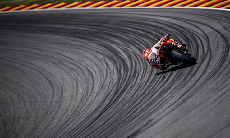 Marc Marquez: Exclusive! His favourite rider, Silverstone's resurfacing, Lorenzo's Honda chances and saving slides.