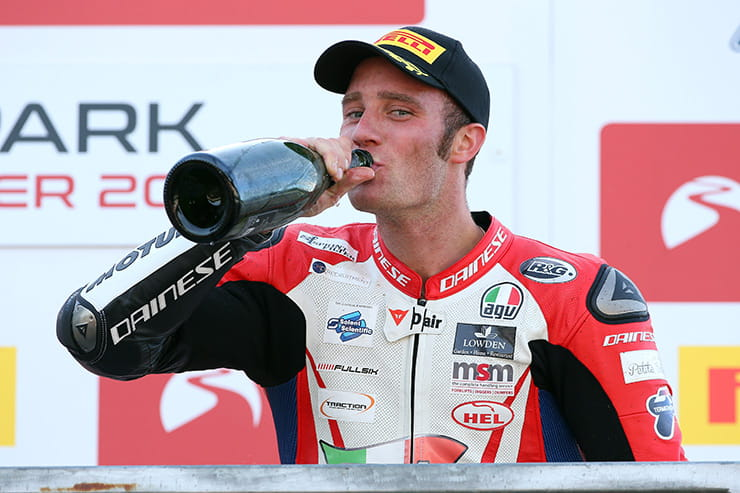 "BSB | Moto Rapido's boss after Oulton success: ""We're not scared of sticking it to them"""