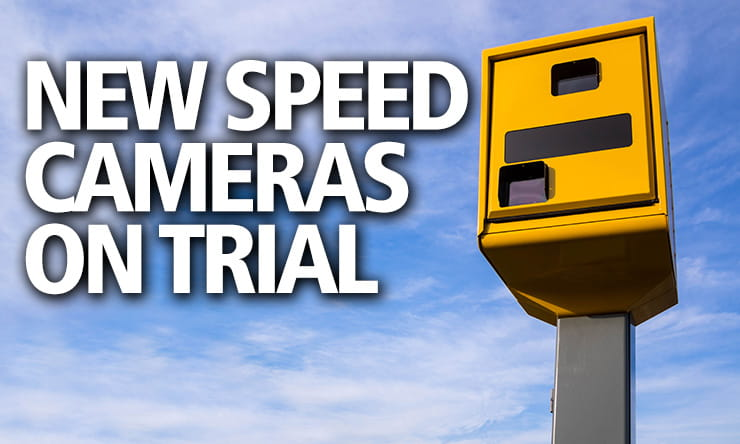 New speed cameras being tested on UK roads