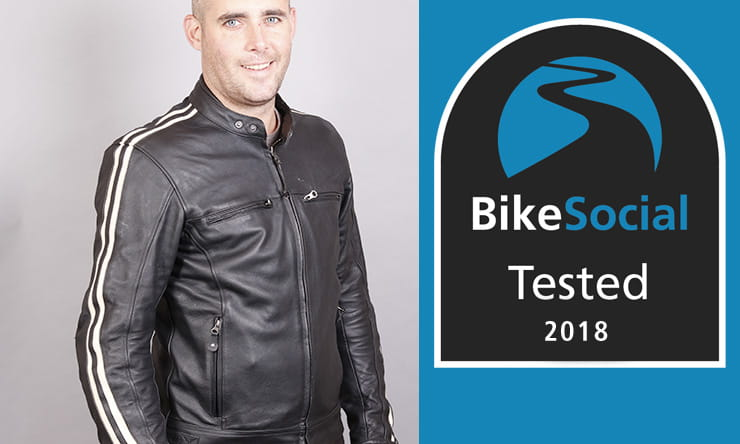Tested: Oxford Bladon leather jacket review