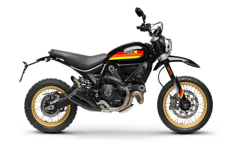 Scrambler Ducati: the history and success