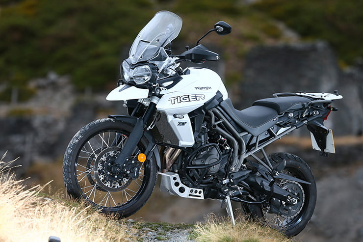 Triumph Tiger 800 XCa (2018) | UK Road and Off Road Review