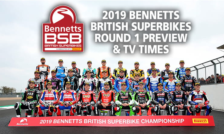 2019 BSB Round 1 Preview and TV Times