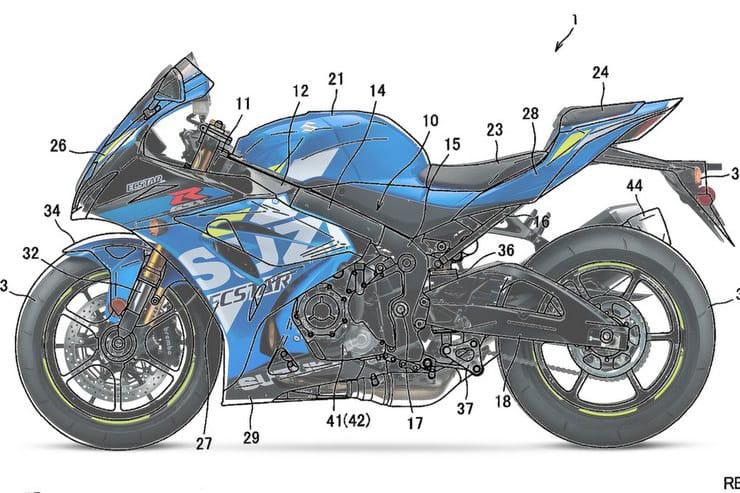 Next-gen Suzuki GSX-R1000: faster, sharper and cleaner