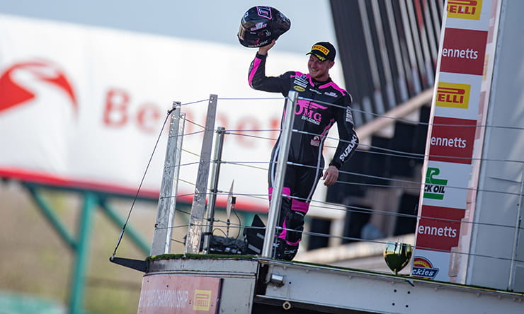 BSB 2019 | Josh Elliot puts Silverstone performance down to suspension and his dad