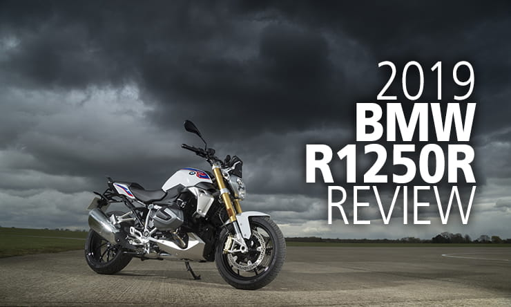 2019 BMW R1250R review, price and specifications