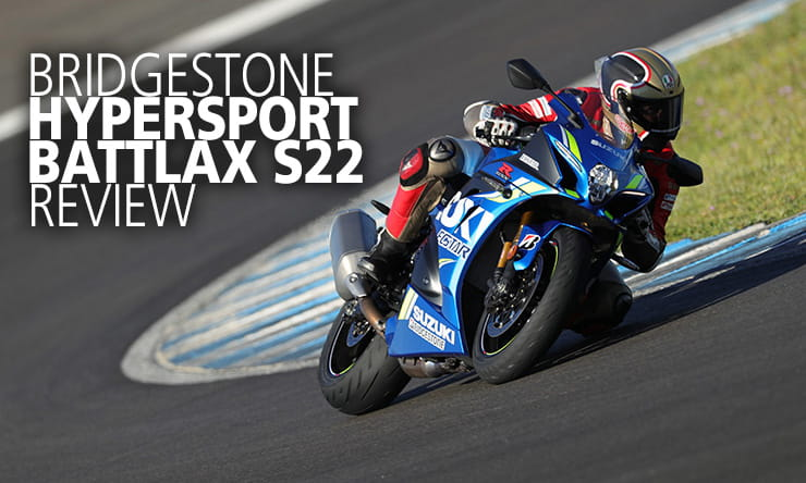 Tested: Bridgestone Hypersport Battlax S22 tyre review