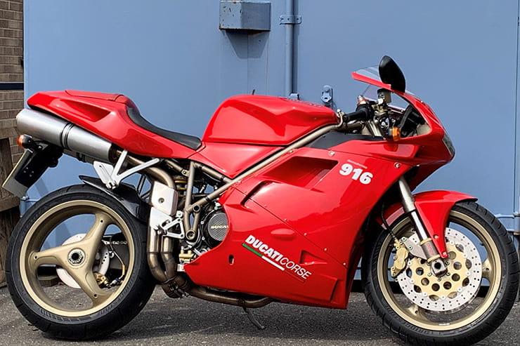 Ducati 916 【 Modern Classic 】Buyers Guide