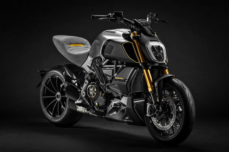 One-off Ducati Diavel 1260 S Materico revealed