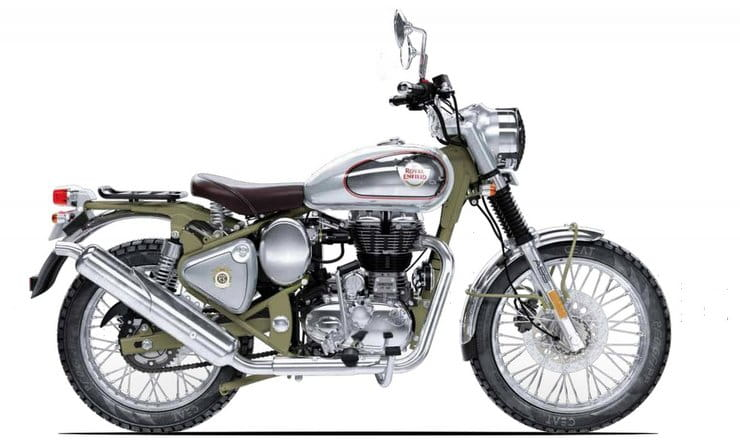Royal Enfield Bullet Trials released in India | BikeSocial