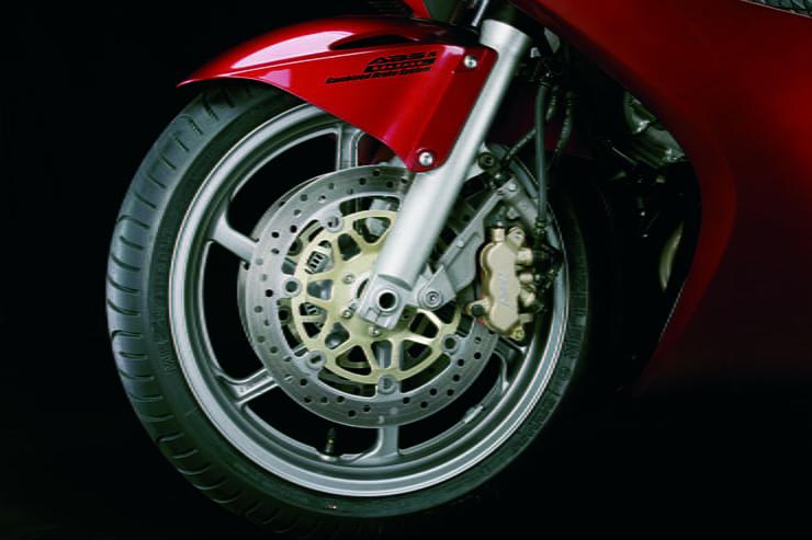 2009 Fits Honda VFR 800 A9 VTEC 800 CC RC46 ABS - Front Brake Lever Stop S