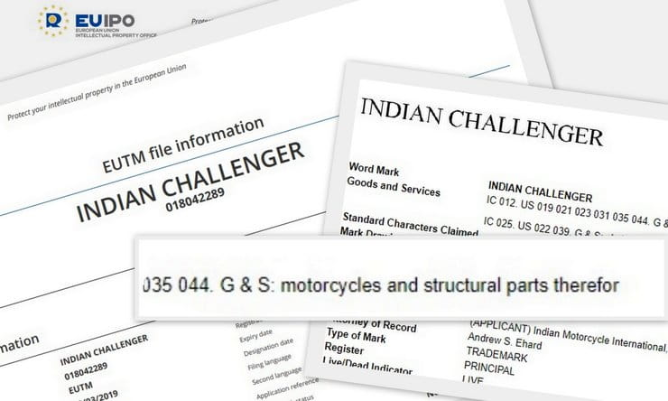 Indian planning 'Challenger' model